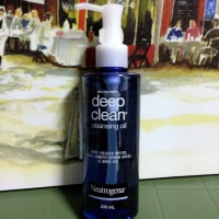 Neutrogena Deep Clean Cleasing Oil, Review
